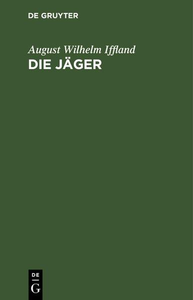 Die Jäger - Coverbild