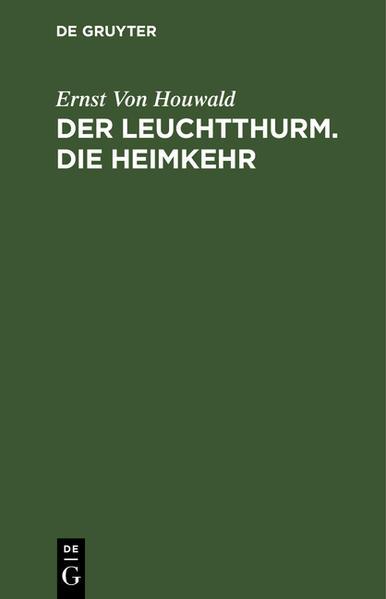 Der Leuchtthurm - Coverbild