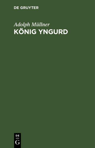 König Yngurd - Coverbild