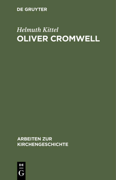 Oliver Cromwell - Coverbild