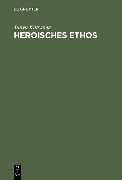 Heroisches Ethos - Coverbild