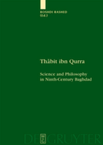 Thabit ibn Qurra - Coverbild