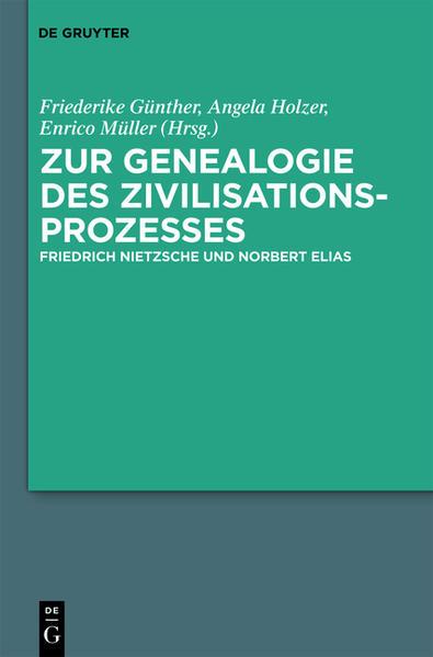 Zur Genealogie des Zivilisationsprozesses - Coverbild