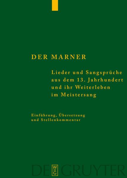Der Marner - Coverbild