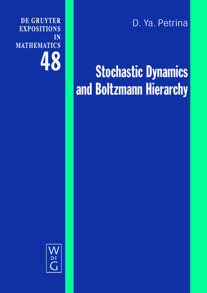 Stochastic Dynamics and Boltzmann Hierarchy - Coverbild