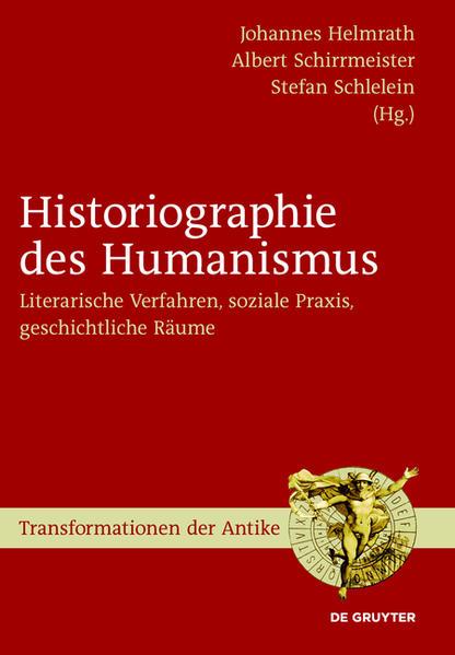 Historiographie des Humanismus - Coverbild