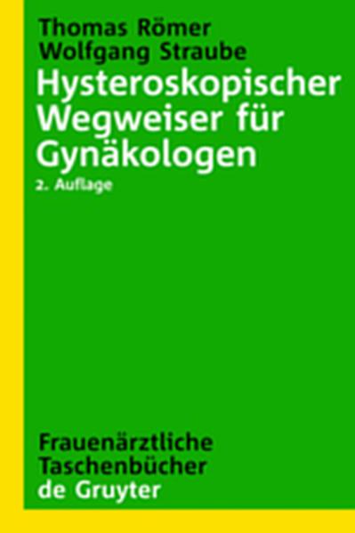 Hysteroskopischer Wegweiser für Gynäkologen - Coverbild