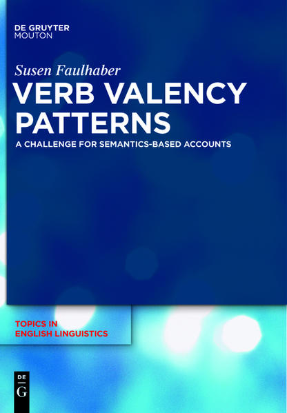 Verb Valency Patterns - Coverbild