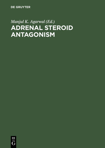 Adrenal Steroid Antagonism - Coverbild