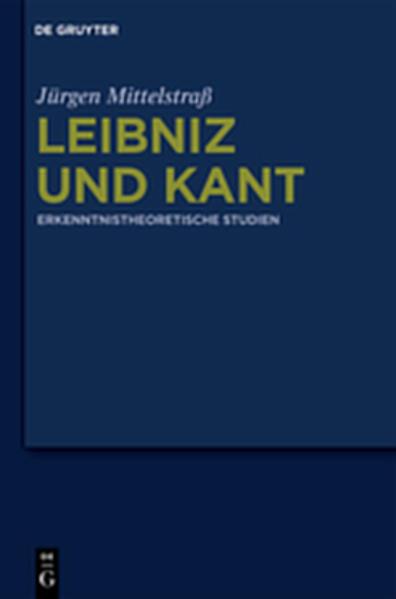 Leibniz und Kant - Coverbild