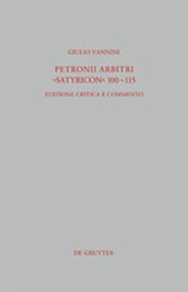 Petronii Arbitri