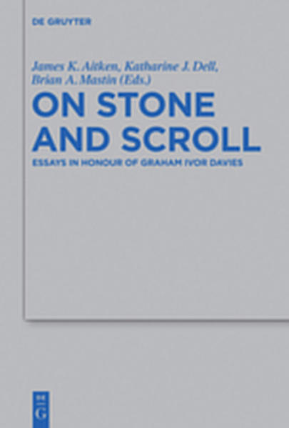 On Stone and Scroll - Coverbild