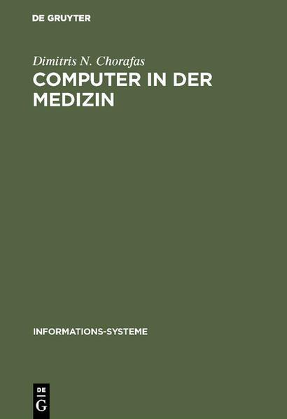 CHORAFAS:COMPUTER IN DER    MEDIZIN           IS - Coverbild