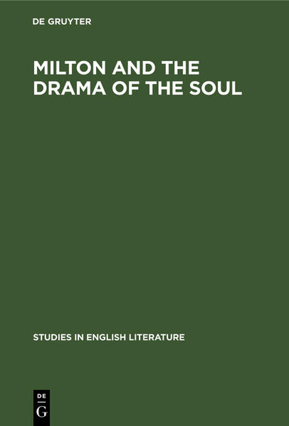 MULDROW:MILTON AND THE DRAMAOF THE SOUL   SEL 51 - Coverbild