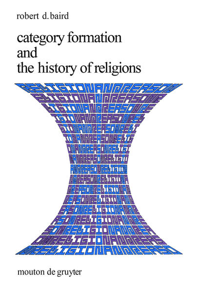 Category Formation and the History of Religions - Coverbild