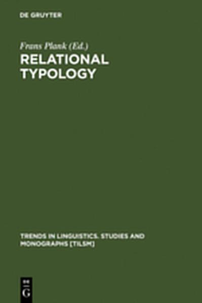 Relational Typology - Coverbild