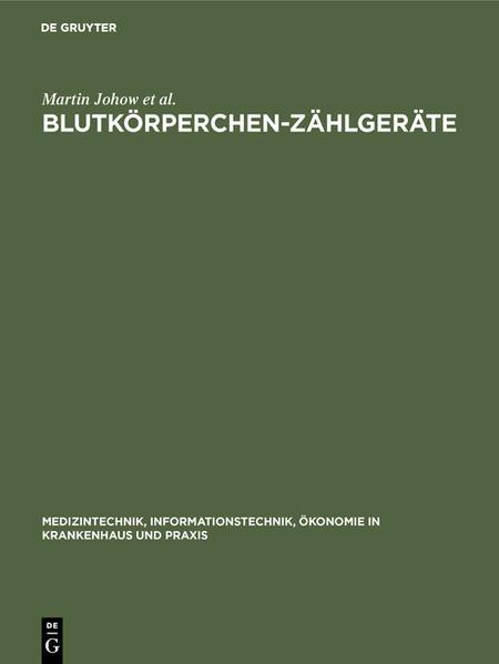 JOHOW/Z/S/S:BLUTKOERPERCHEN-ZAEHLGER.  MTKP  7 - Coverbild