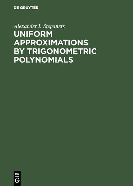Uniform Approximations by Trigonometric Polynomials - Coverbild
