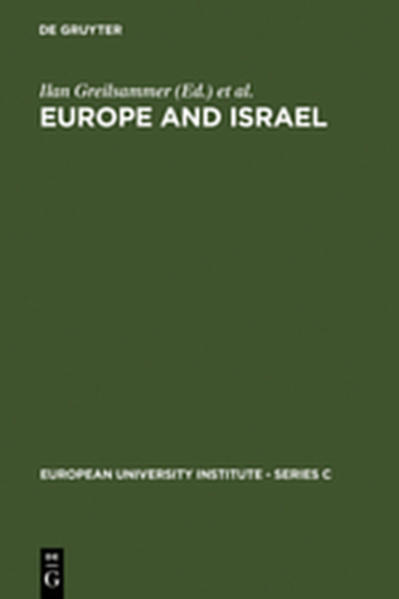 Europe and Israel - Coverbild