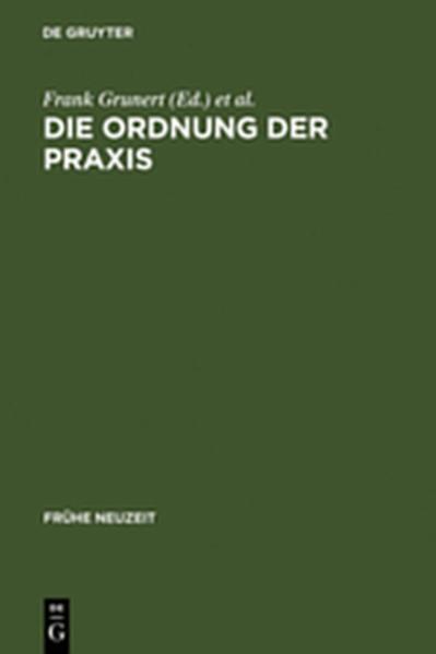 Die Ordnung der Praxis - Coverbild