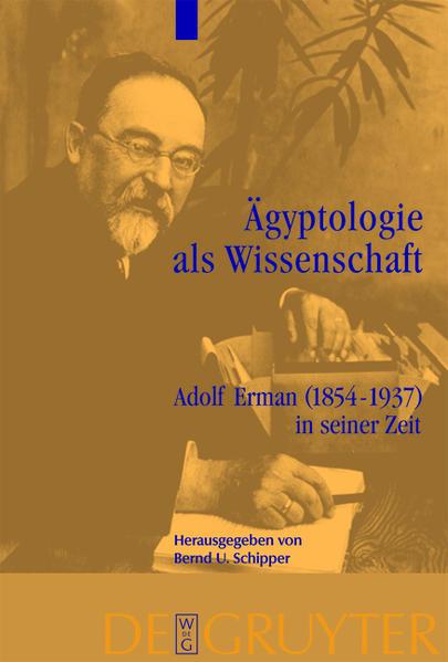 Ägyptologie als Wissenschaft - Coverbild