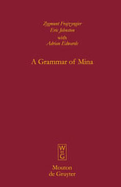 A Grammar of Mina - Coverbild