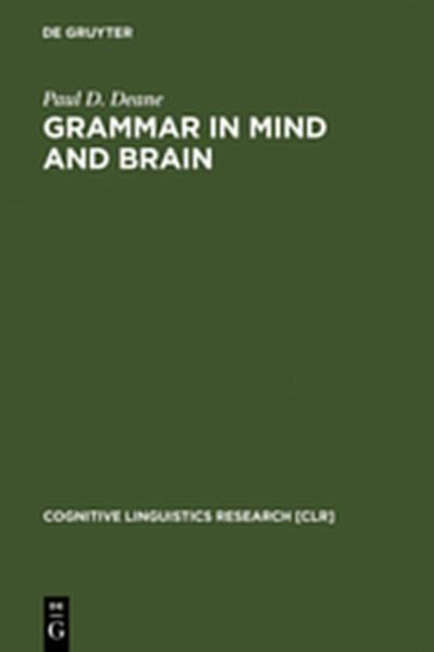 Grammar in Mind and Brain - Coverbild