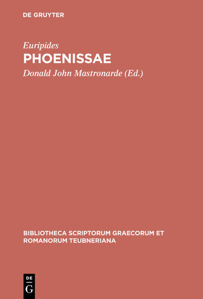 Phoenissae - Coverbild