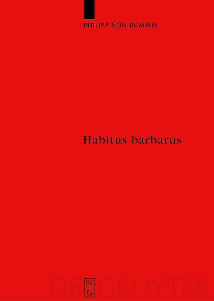 Habitus barbarus - Coverbild
