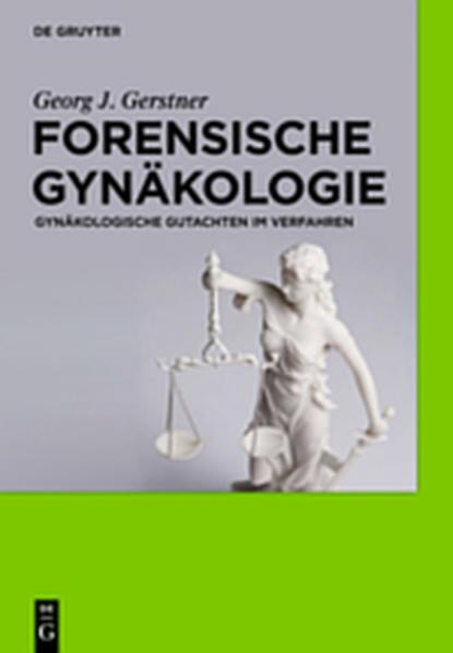 Forensische Gynäkologie - Coverbild