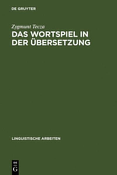 Das Wortspiel in der Übersetzung - Coverbild