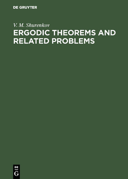 Ergodic Theorems and Related Problems - Coverbild