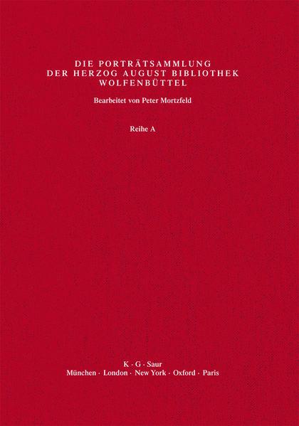 Katalog der Graphischen Porträts in der Herzog August Bibliothek... / Bras - Bs - Coverbild