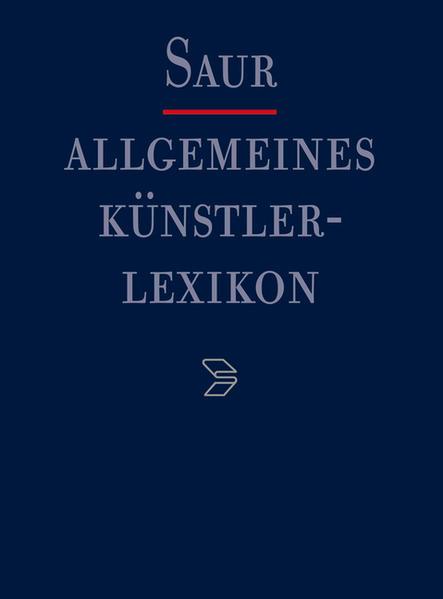 Allgemeines Künstlerlexikon (AKL). Register zu den Bänden 51-60 / Künstlerische Berufe - Coverbild