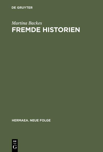Fremde Historien - Coverbild