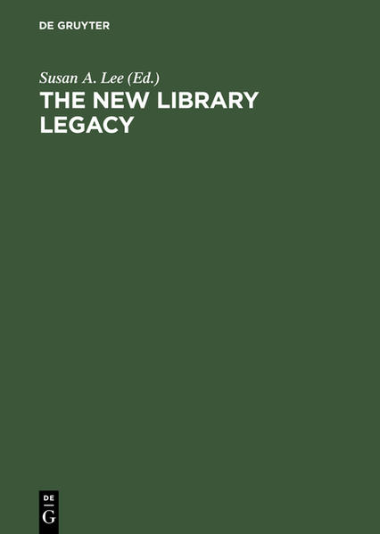 The New Library Legacy - Coverbild