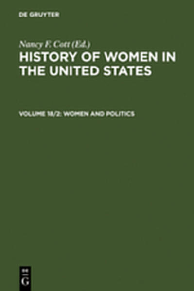 History of Women in the United States / Women and Politics - Coverbild