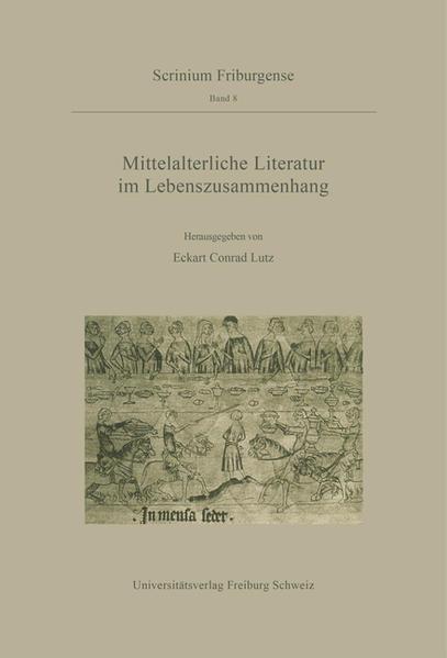 Mittelalterliche Literatur im Lebenszusammenhang - Coverbild