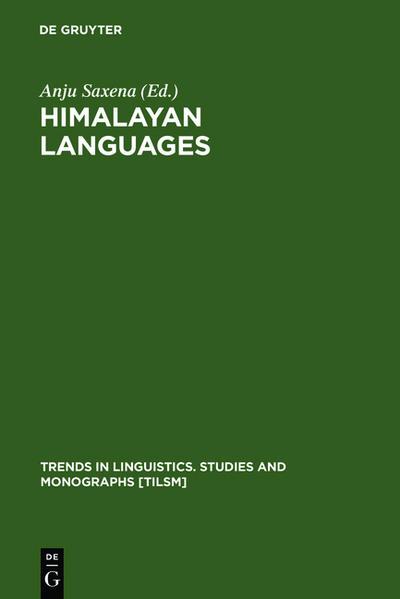 Himalayan Languages - Coverbild