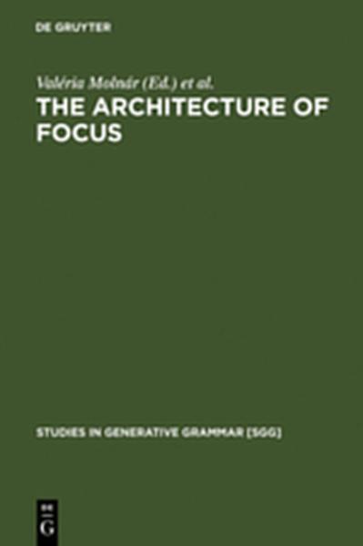 The Architecture of Focus - Coverbild