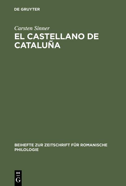 El castellano de Cataluña - Coverbild