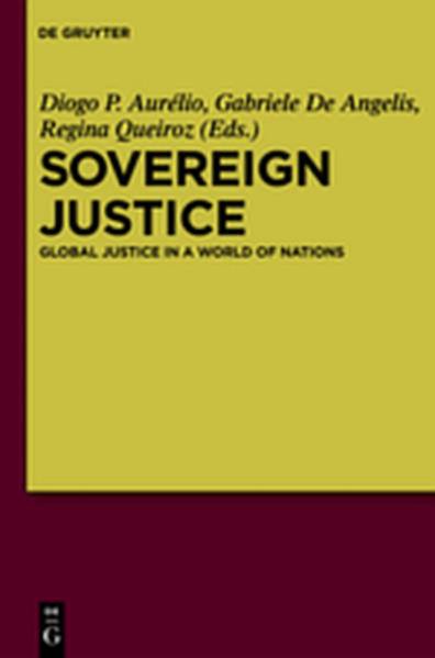 Sovereign Justice - Coverbild