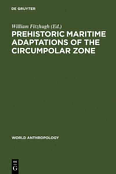 Prehistoric Maritime Adaptations of the Circumpolar Zone - Coverbild