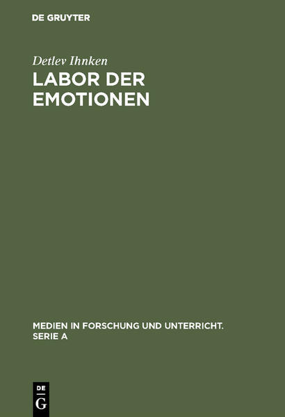 Labor der Emotionen - Coverbild