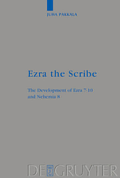 Ezra the Scribe - Coverbild