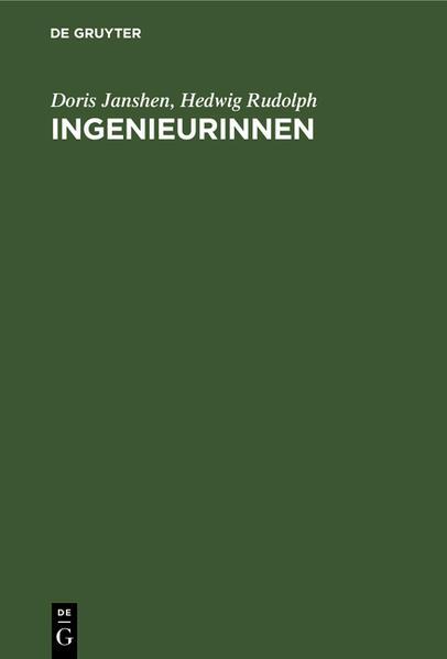 Ingenieurinnen - Coverbild
