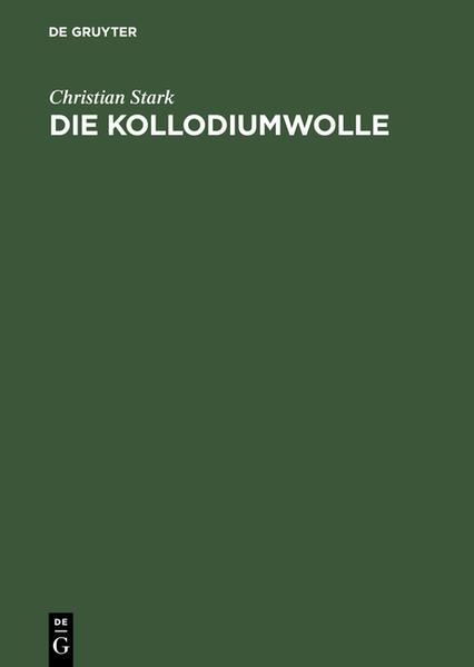 Die Kollodiumwolle - Coverbild