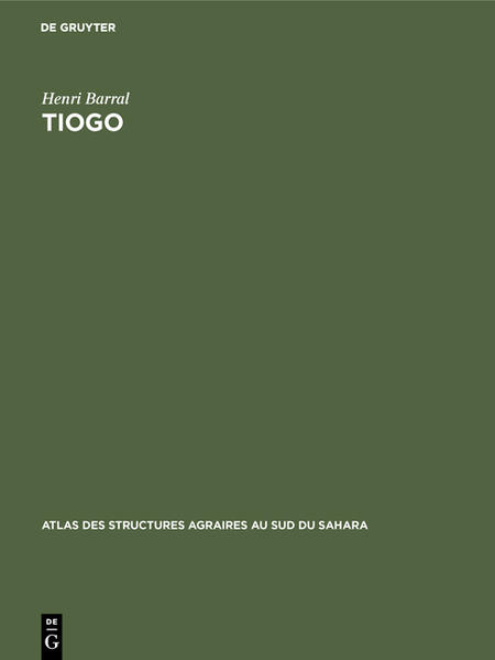 Tiogo - Coverbild