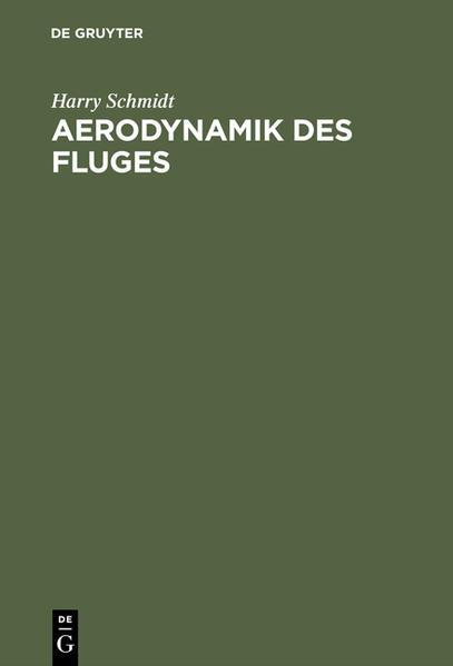 Aerodynamik des Fluges - Coverbild