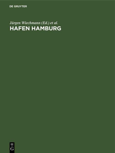 Hafen Hamburg - Coverbild